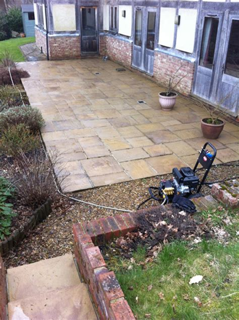 patio decking cleaning gallery