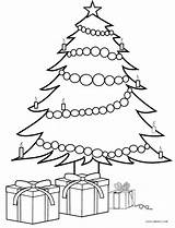 Coloring Tree Christmas Presents Pages Drawing Printable Cool2bkids Trees Drawings Craft Template Colorings Crafts Gifts Present Colorful Diy Getdrawings Paintingvalley sketch template