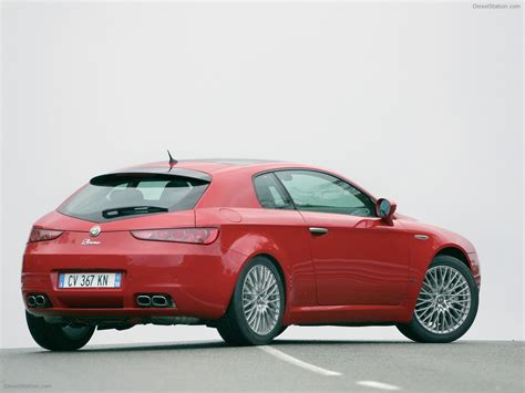 alfa romeo brera exotic car photo 029 of 100 diesel station