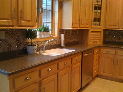 kitchen backsplash on a budget contemporary kitchen