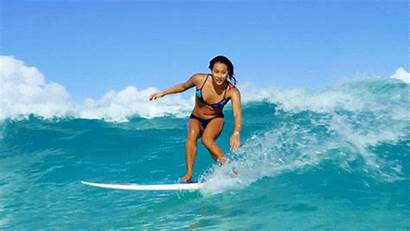 Surfing Surf Crush Dream Surfer Woman Paddle
