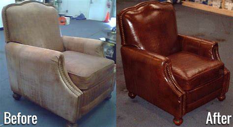 leather furniture repair restoration leather medic