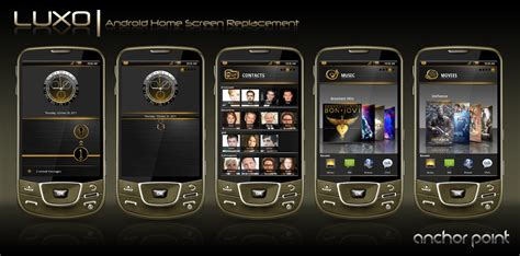 android screen repair luxo android home screen replacement concept farhan