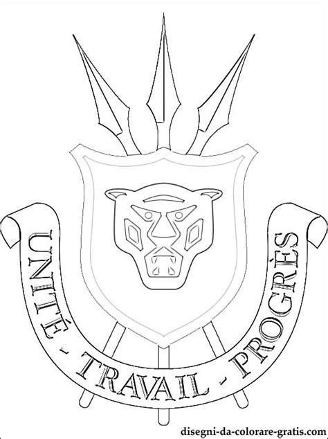 stemma del burundi da colorare disegni da colorare gratis