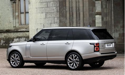 2019 Land Rover Range Rover P400e Plugin Hybrid Revealed