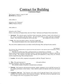 Sample Daycare Contract Agreement