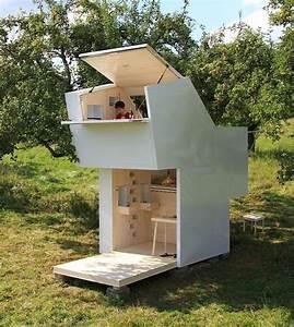 Tiny House In Deutschland : seelenkiste a flat pack retreat from germany by allergutendinge ~ Markanthonyermac.com Haus und Dekorationen