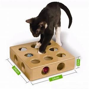 Jouets Pour Chats D Appartement : mod le 3d gratuit hide seek jouet pour chat version 2 ~ Melissatoandfro.com Idées de Décoration