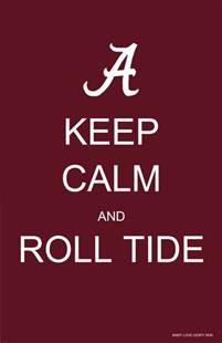 Alabama Roll Tide University