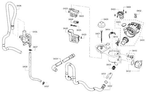 bosch model shearuc dishwasher repair