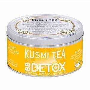 Kusmi Tea Bb Detox Tea  U2013 The Detox Market
