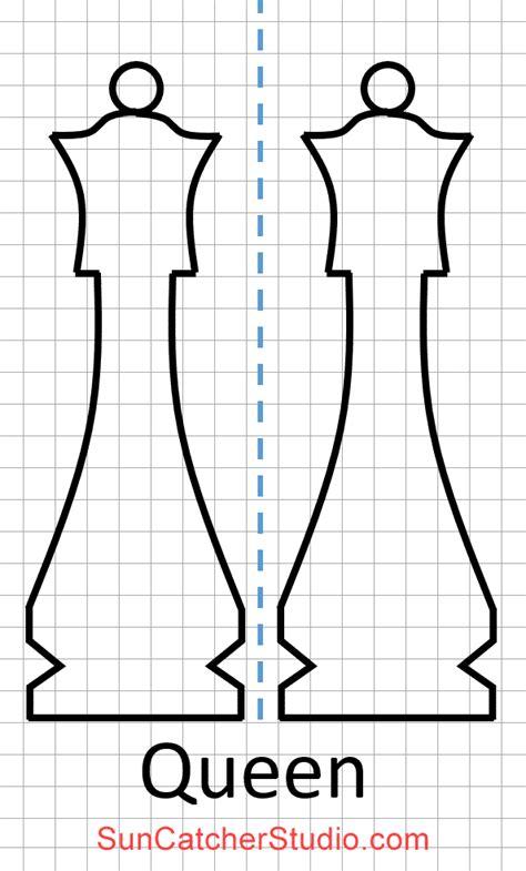 chess pieces    chess pieces patterns patterns monograms stencils diy