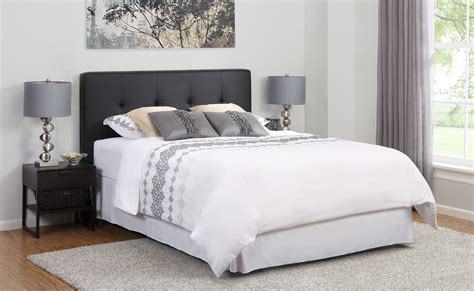Bedroom Great King Size Tufted Headboard For King Bed