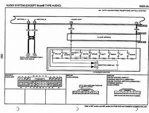 2006 Mazda Radio Wiring Diagram