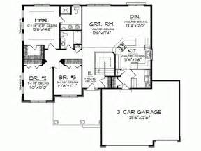 ranch house plans open floor plan 21 simple ranch floor plans open concept ideas photo