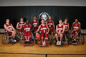 UA Wheelchair Basketball Teams Hold Season-Opening ...