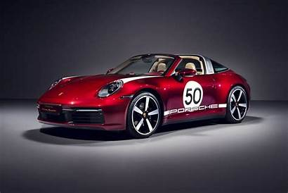 Porsche 911 Targa 4s Edition Heritage 992