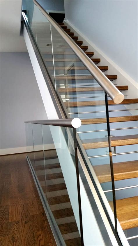Treppenstufen Aus Glas by Glass Staircase In 2019 Stairs Steel Stair Railing