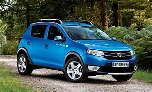 4x4 Dacia : dacia sandero stepway logan hatch with 4x4 style ~ Gottalentnigeria.com Avis de Voitures