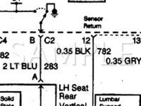 Repair Diagrams For Cadillac Deville Engine