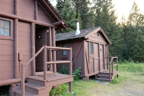 cabins in yellowstone lodging options at yellowstone national park roughrider
