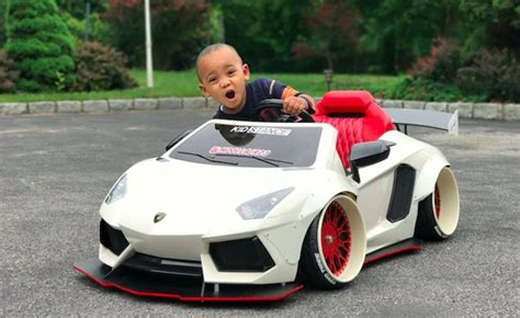 These Kids And Their Stanced Power Wheels Are Coming To