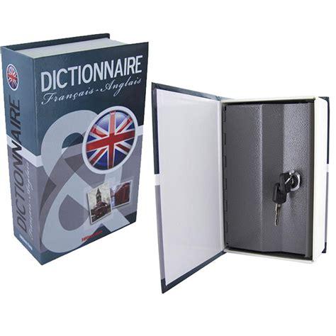 coffre fort dictionnaire tirelire apparence dictionnaire