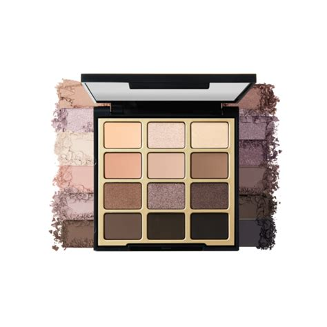 soft sultry eyeshadow palette milani milani cosmetics