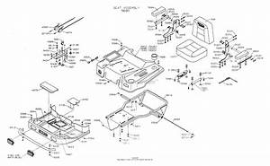 Dixon Ztr 5023  2000  Parts Diagram For Body