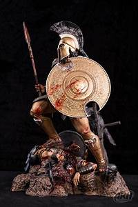 ARES: God Of War (GOLD VARIANT) 1/4 Scale Statue by ARH ...