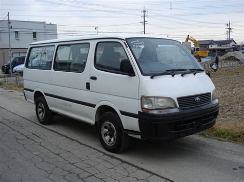 Toyota Hiace Usa by Toyota Hiace 1998 Used For Sale