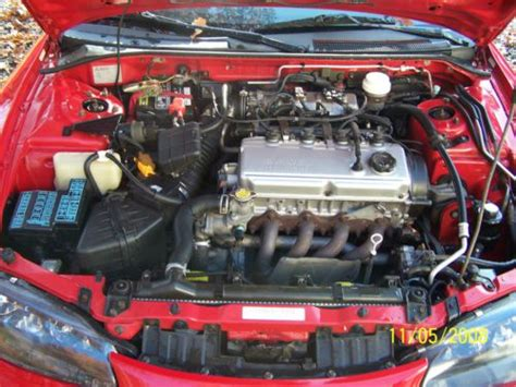 1998 Mitsubishi Eclipse Parts by Find Used 1998 Mitsubishi Eclipse Spyder Gs Convertible 2