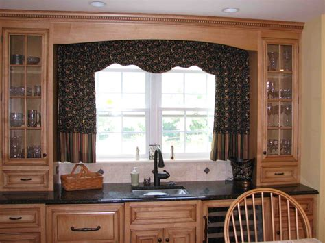 Dining Kitchen Curtains And Valances For Curtain Valance