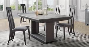 Table Mobilier De France : table repas rectangulaire mobilier de france nice ~ Teatrodelosmanantiales.com Idées de Décoration
