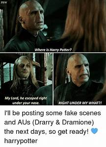 Funny Dramione ... Drarry Memes