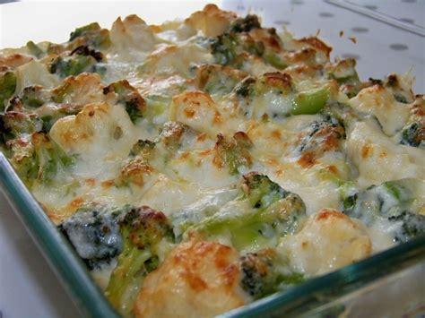 recette de gratin chou fleur et brocoli au comt 233 la