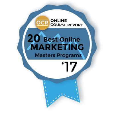 best digital marketing masters the 20 best masters in marketing degrees