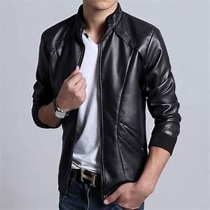 Veste Matelassée Homme Zara : le blouson cuir homme symbole de masculinit ~ Dode.kayakingforconservation.com Idées de Décoration