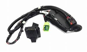 Wj Grand Cherokee Hitch Receiver Wiring Harness  82206958