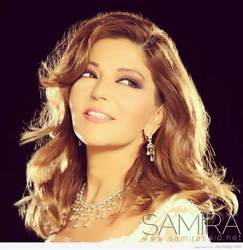 Eurovision Morocco Samira Saïd Sings For Erbil