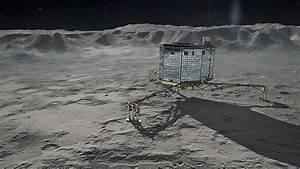 File:Rosetta's Philae on Comet 67P Churyumov-Gerasimenko ...
