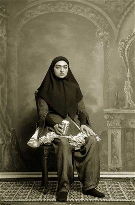 qajar women  contemporary art qatar museums