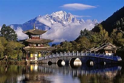Yunnan China Dragon Pool Maravillas Jade Lijiang