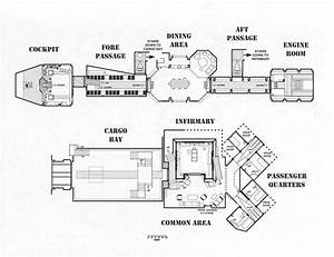 Firefly Serenity Diagram