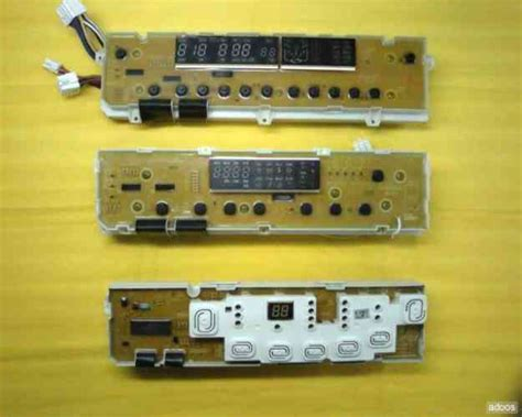 tarjetas electr 211 nicas para neveras lavadoras y secadoras