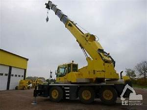 Demag Ac 55 City Mobile Cranes For Sale  Auto Crane  All Terrain Crane From Germany  Buy Mobile