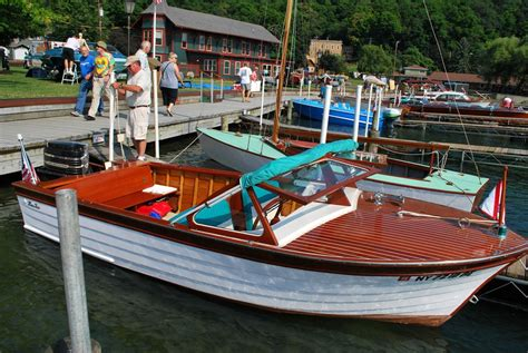 Hammondsport Ny Antique Boat Show by Live Ish From The Wine Country Classic Boat Show In
