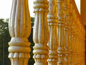 la tendance du garde corps traditionnel en bois With peindre un escalier bois 9 paravent en bois sur mesure par allure et bois