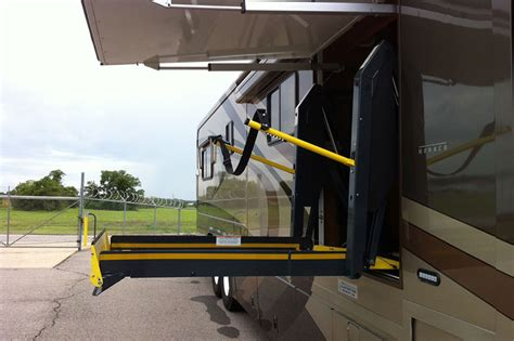 rv auto lift two shower seat wheelchair lift