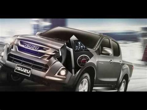 isuzu   dmax interior youtube